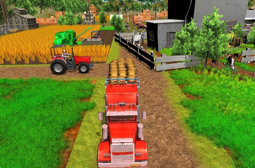 आधुनिक कृषि एवं पर्यावरण