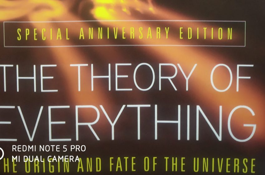 The Theory of Everything..The origin and fate of universe ..